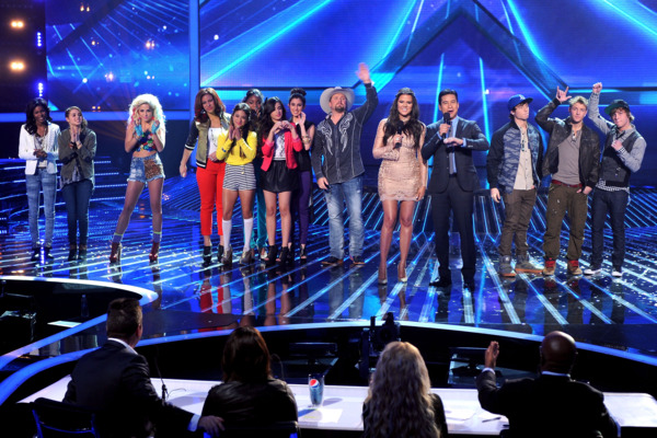 Top Finalists Perform Live Show #5