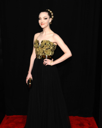 Amanda Seyfried attends the