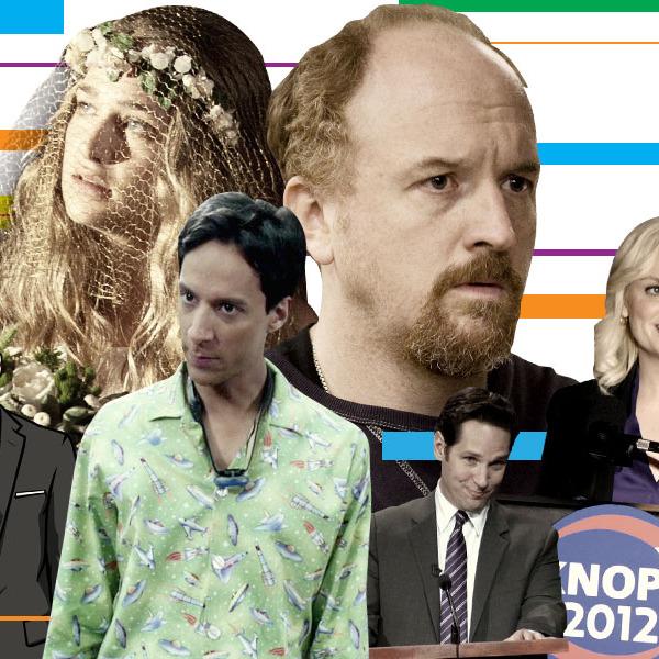 Matt Zoller Seitz's Favorite Comedy Episodes of 2012