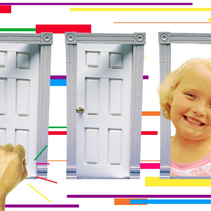 Open Door --- Image by ? CORBIS