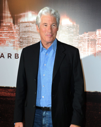 Richard Gere attends a photocall for the film