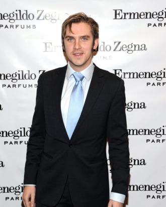 Actor Dan Stevens attends Ermenegildo Zegna