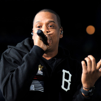 Singer Jay-Z performs before US President Barack Obama speaks at a campaign rally in Columbus, Ohio, on November 5, 2012. After a grueling 18-month battle, the final US campaign day arrived Monday for Obama and Republican rival Mitt Romney, two men on a collision course for the world's top job. The candidates have attended hundreds of rallies, fundraisers and town halls, spent literally billions on attack ads, ground games, and get out the vote efforts, and squared off in three intense debates.