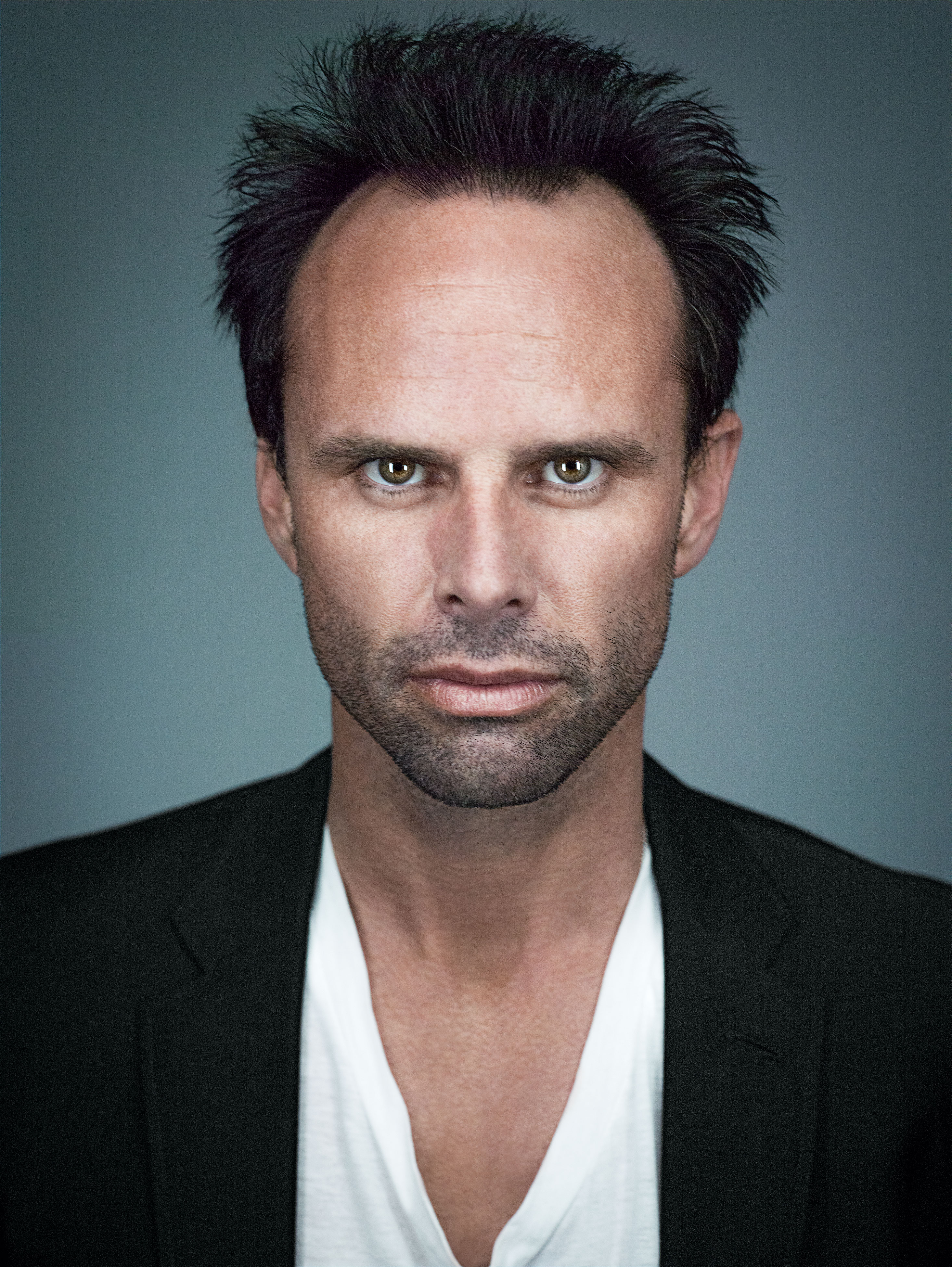 Justifieds Walton Goggins Defends The Souths Good Name In Bad Guy
