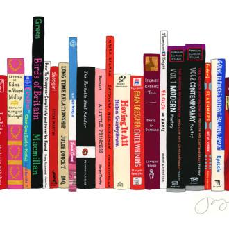 Exclusive See Lena Dunhams Ideal Bookshelf