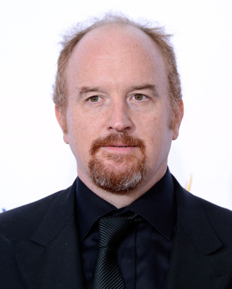 Louis C.K. winner Outstanding Writing for a Comedy Series poses in the press room during the 64th Annual Primetime Emmy Awards at Nokia Theatre L.A. Live on September 23, 2012 in Los Angeles, California.