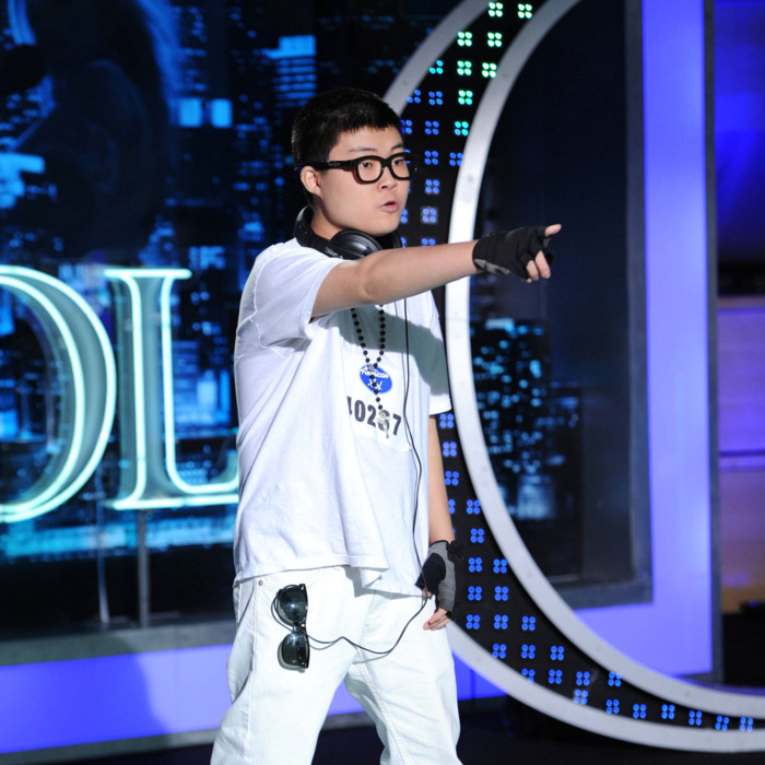 AMERICAN IDOL: New York Auditions: Contestant (James Bae) on AMERICAN IDOL airing Wednesday, Jan. 16 (8:00-10:00 PM ET/PT) on FOX.