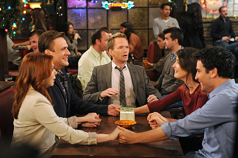 How I Met Your Mother Christmas.A How I Met Your Mother To Do List