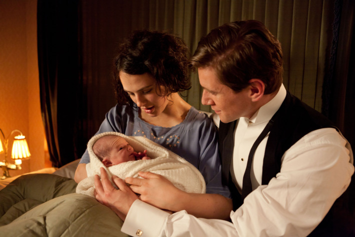 Downton Abbey Season 3 - Sundays, January 6 - February 17, 2013 on MASTERPIECE on PBS - Part 4