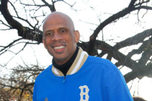 Kareem Abdul Jabbar 86th Annual Macy's Thanksgiving Day Parade on November 22, 2012 in New York City.