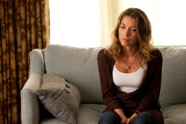 THE FOLLOWING: Claire Matthews (Natalie Zea) is Joe Carroll's ex-wife in the new drama THE FOLLOWING premiering Jan. 21 (9:00-10:00 PM ET/PT) on FOX.