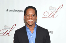 Actor Blair Underwood attends the 78th annual Drama League Awards Ceremony and Luncheon at the Marriott Marquis Times Square on May 18, 2012 in New York City.