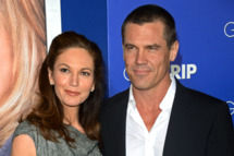 "Actress Diane Lane and Actor Josh Brolin attends the premiere of Paramount Pictures' ""The Guilt Trip at Regency Village Theatre on December 11, 2012 in Westwood, California."