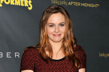 """Actress Alicia Silverstone attends the after party for the opening night of """"The Performers"""" on Broadway at Espace on November 14, 2012 in New York City."""