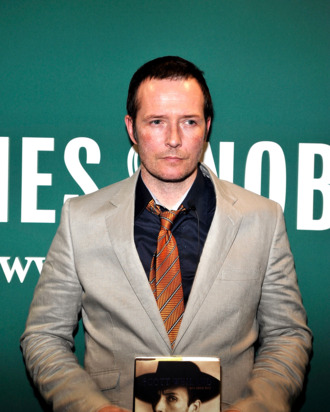 Recording artist Scott Weiland promotes his new book