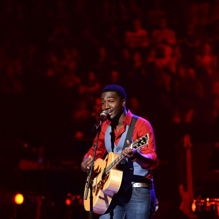 AMERICAN IDOL: David Oliver Wells in the Sudden Death Round of AMERICAN IDOL airing Thursday, Feb. 28 (8:00-10:00PM ET/PT) on FOX.