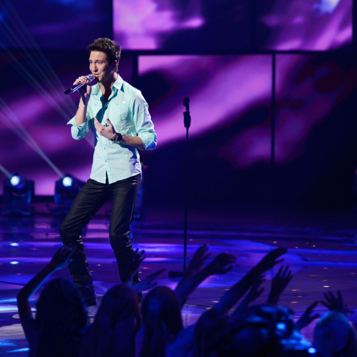AMERICAN IDOL: Pau Jolley makes it to the final 10 on AMERICAN IDOL airing Thursday, March 7 (8:00-9:30 PM ET/PT)