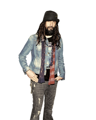 10 September 2012 - Toronto, Ontario, Canada. Director/musician Rob Zombie attends