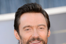 Hugh Jackman arrives at the Oscars at Hollywood & Highland Center on February 24, 2013 in Hollywood, California.