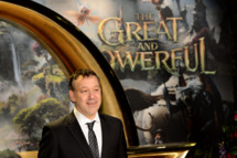 Director Sam Raimi attends the UK film premiere of  Oz: The Great and Powerful at the Empire Leicester Square on February 28, 2013 in London, England.