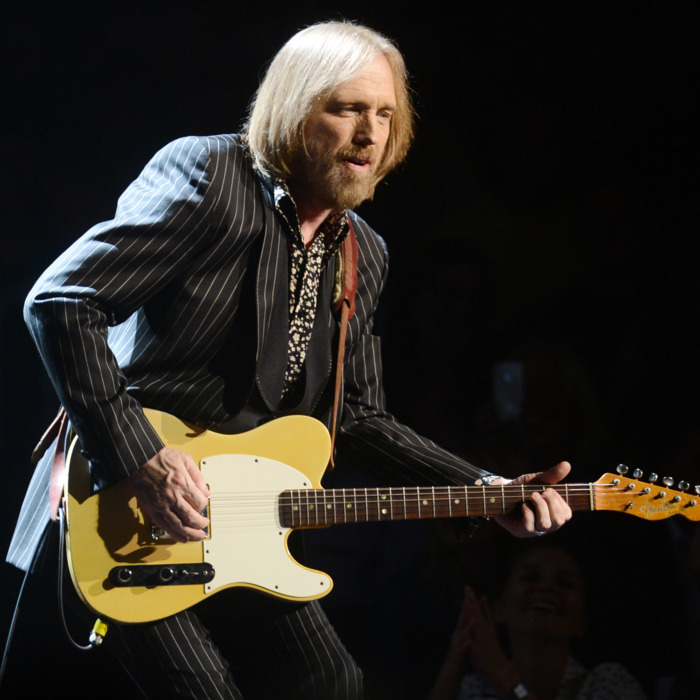 Tom Petty And The Heartbreakers perform at Royal Albert Hall.
