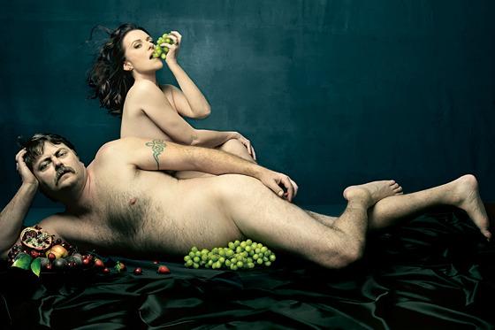 Megan mullally topless #9