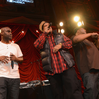 NDe La Soul performs onstage at the Endometriosis Foundation of America's Celebration of The 5th Annual Blossom Ball at Capitale on March 11, 2013 in New York City.