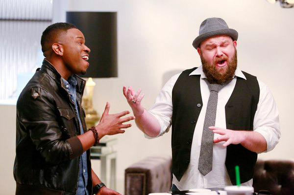 """THE VOICE -- """"Usher Reality"""""""