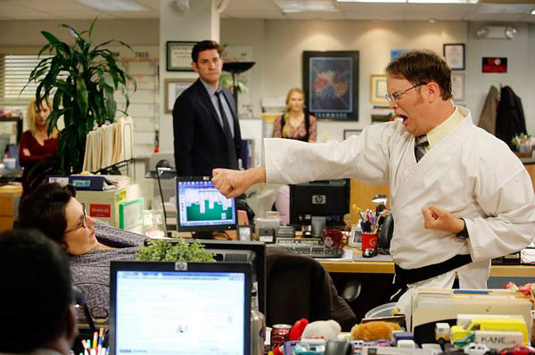 """THE OFFICE -- """"Livin' The Dream"""""""