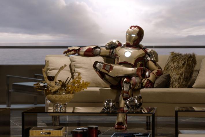 """Marvel's Iron Man 3"" Tony Stark/Iron Man (Robert Downey Jr.)"