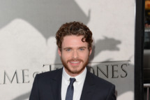 HOLLYWOOD, CA - MARCH 18:  Actor Richard Madden arrives at the premiere of HBO's 'Game Of Thrones' Season 3 at TCL Chinese Theatre on March 18, 2013 in Hollywood, California.  (Photo by Jason Merritt/Getty Images)