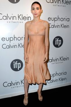 Actress Rooney Mara attends the The IFP, Calvin Klein Collection & Euphoria Calvin Klein Celebrate Women In Film At The 66th Cannes Film Festival on May 16, 2013 in Cannes, France.