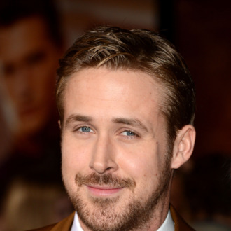 HOLLYWOOD, CA - JANUARY 07: Actor Ryan Gosling arrives at Warner Bros. Pictures'