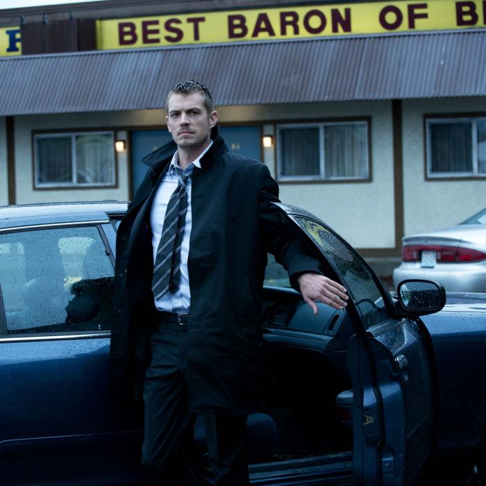 Stephen Holder (Joel Kinnaman) - The Killing _ Season 3, Episode 2 - Photo Credit: Carole Segal/AMC