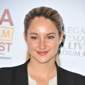 LOS ANGELES, CA - JUNE 17: Actress Shailene Woodley arrives at the premiere of A24's