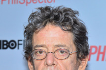 """NEW YORK, NY - MARCH 13:  Musician Lou Reed attends the """"Phil Spector"""" premiere at the Time Warner Center on March 13, 2013 in New York City.  (Photo by Larry Busacca/Getty Images)"""