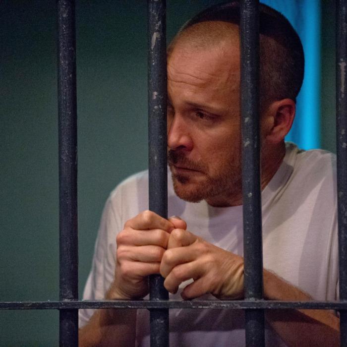 Ray Seward (Peter Sarsgaard) - The Killing _ Season 3, Episode 8 - Photo Credit: Cate Cameron