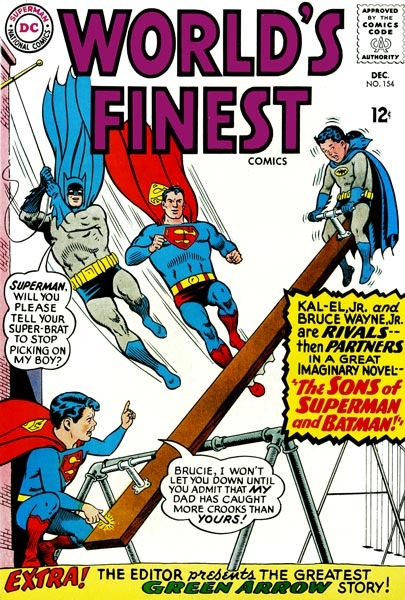 History: Batman and Superman — Partners, Fighters, Bed Sharers