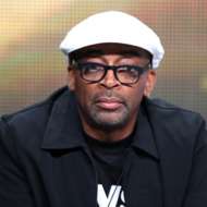 """Director Spike Lee speaks onstage during the """"Mike Tyson: Undisputed Truthts"""" panel discussion at the HBO portion of the 2013 Summer Television Critics Association tour - Day 2 at the Beverly Hilton Hotel on July 25, 2013 in Beverly Hills, California."""