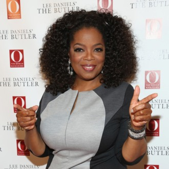 Oprah Winfrey attends the O, The Oprah Magazine's special advance screening of