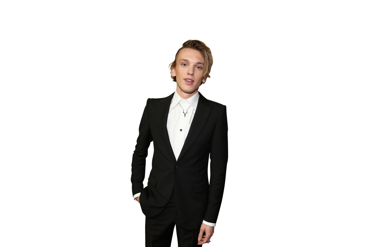 Jamie Campbell Bower on Mortal Instruments, Unrealistically Buff ...