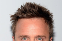 """Actor Aaron Paul attends the """"Breaking Bad"""" NY Premiere 2013 at The Film Society of Lincoln Center, Walter Reade Theatre on July 31, 2013 in New York City."""