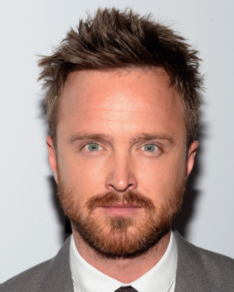 Actor Aaron Paul attends the