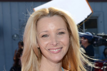 """SANTA MONICA, CA - NOVEMBER 11:  Actress Lisa Kudrow attends the creative arts fair and family day """"Express Yourself"""", supporting P.S. ARTS, at Barker Hangar on November 11, 2012 in Santa Monica, California.  (Photo by Michael Buckner/Getty Images For P.S. ARTS)"""