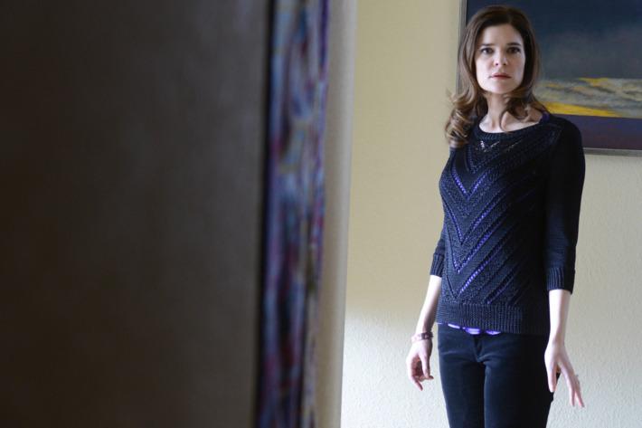 Marie Schrader (Betsy Brandt) - Breaking Bad _ Season 5, Episode 12 - Photo Credit: Ursula Coyote/AMC