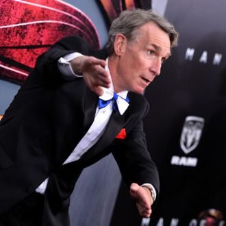 NEW YORK, NY - JUNE 10: Scientist Bill Nye attends the