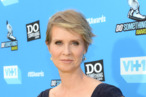 HOLLYWOOD, CA - JULY 31: Actress Cynthia Nixon arrives at the DoSomething.org and VH1's 2013 Do Something Awards at Avalon on July 31, 2013 in Hollywood, California. (Photo by Michael Buckner/Getty Images for VH1)