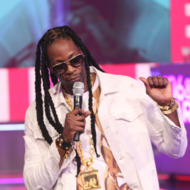 NEW YORK, NY - SEPTEMBER 09:  Recording artist 2 Chainz attends 106 & Park at 106 & Park Studio on September 9, 2013 in New York City.  (Photo by Bennett Raglin/BET/Getty Images for BET)