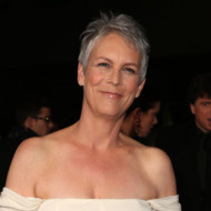"""BEVERLY HILLS, CA - NOVEMBER 20:  Actress Jamie Lee Curtis arrives at the premiere of Fox Searchlight Pictures' """"Hitchcock"""" at the Academy of Motion Picture Arts and Sciences Samuel Goldwyn Theater on November 20, 2012 in Beverly Hills, California.  (Photo by Christopher Polk/Getty Images)"""