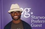 NEW YORK, NY - SEPTEMBER 05: Taye Diggs enjoys a night at US Open Tennis with Starwood Preferred Guest at USTA Billie Jean King National Tennis Center on September 5, 2013 in New York City. (Photo by Joe Scarnici/Getty Images for Starwood Preferred Guest)